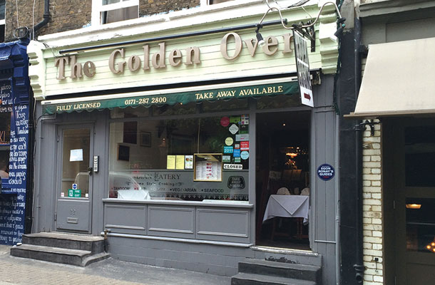 The Golden Oven