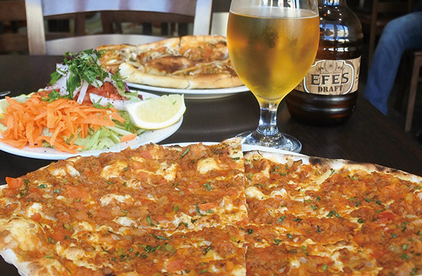 Mangal Turkish Pizza