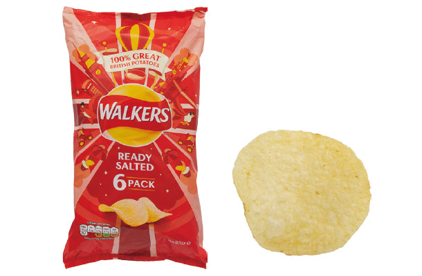 Ready Salted / Walkers