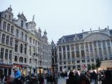ベルギー・ブリュッセルの冬