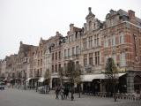 冬のロッテルダム