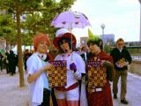 Japan-Tag2012 個性派コスプレーヤーたち