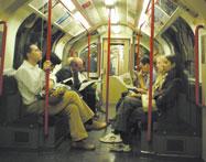 ロンドンの交通機関は世界一!?