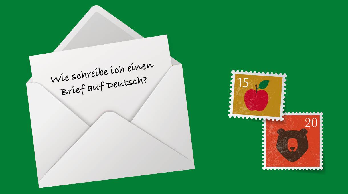 ドイツ語手紙の書き方解説