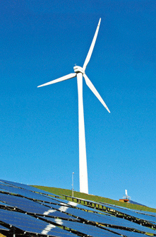 ドイツの再生可能エネルギー